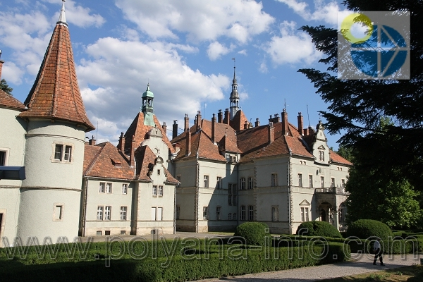 Екскурсія.Замок Шенборнов